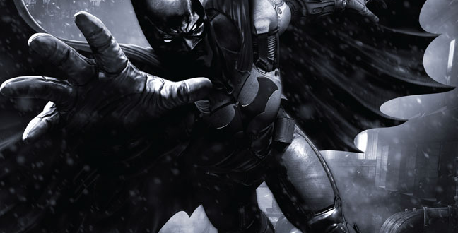 Batman: Arkham Origins confirmado