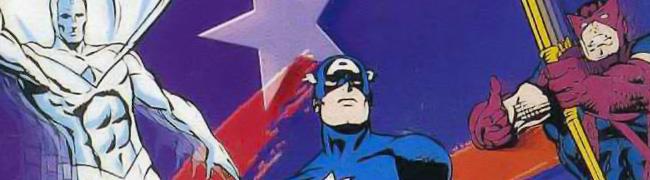 Captain America and the Avengers, el hermano pequeño del arcade