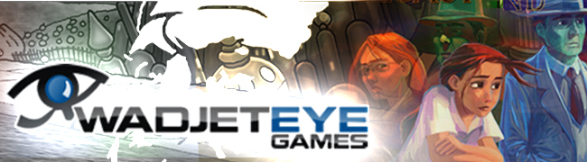 Wadjet Eye, aventuras en Nueva York