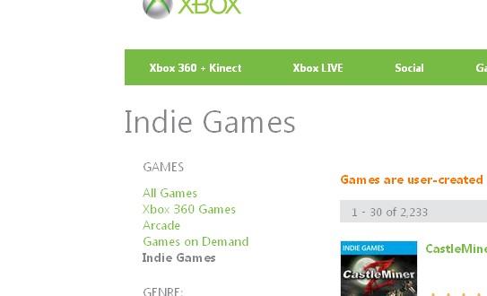 Según Alejandro González (Milkstone Studios), Microsoft no tiene intención de continuar con los Indie Games en su siguiente consola