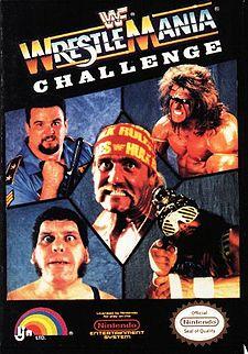 WWF: Wrestlemania Challenge
