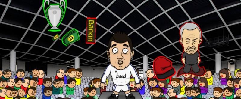 El juego Ronaldo Triste llega a la AppStore