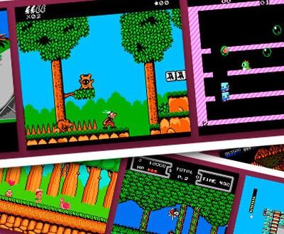 NES Video Games Quiz disponible en la AppStore de Apple