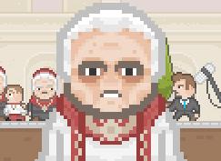 Maslibres.org solicita la retirada del videojuego que deja a Benedicto XVI como proxeneta