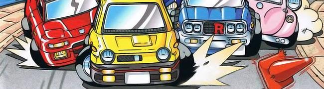 Penny Racers, coches de juguete
