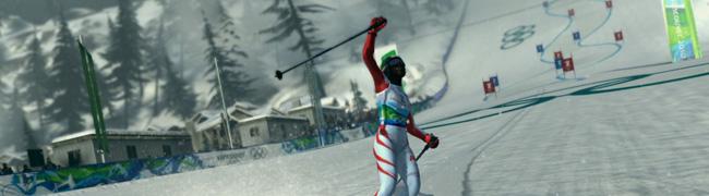 Los videojuegos de los Juegos Olímpicos de Invierno