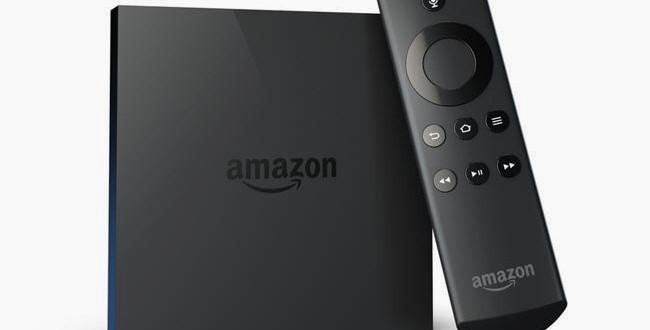 Amazon presenta su Fire TV, un nuevo dispositivo Android para el salón