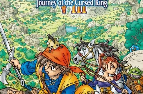 Dragon Quest VIII ha sido lanzado para dispositivos Android e iOS