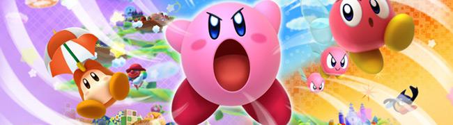 Kirby Triple Deluxe, cuánto te he echado de menos bola rosa