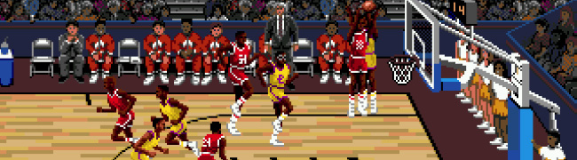 Lakers versus Celtics and the NBA Playoffs, lo que hubo antes de NBA Live…