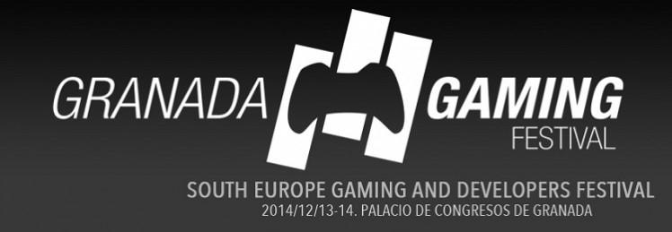 Granada Gaming Festival el 13 y 14 de Diciembre